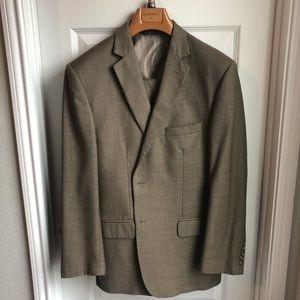 Italian Vested Suit